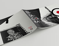 Diseño editorial. Bitácora