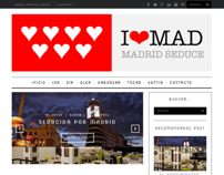 Editora de Wordpress Theme en Madrid Seduce