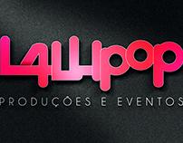 Logo e cartão de visita para L4llipop