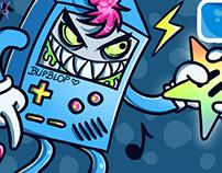 BlipBlop Party! Live Chiptune Music.