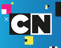 Bumper Cartoon Network