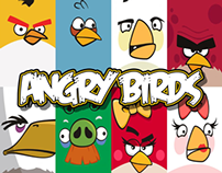 Kill time with Angry Birds