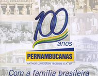 Projeto Editorial Pernambucanas