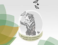 Poster - protege la biodíversidad, México, 2016