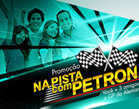 Na Pista com Petronas - PROMO