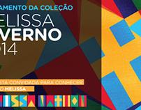 Melissa - Lançamento Coleção Convite