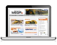 Web design: MEGA