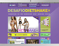 Desafio Diet Shake