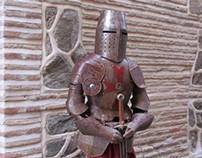 Museo de los Templarios en Toledo