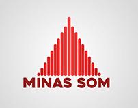 Logo Minas Som