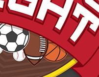 Branding - Badge | Sports Night