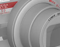 Modelado Inorgánico: Cámara Digital