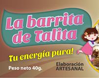 La Barrita de Talita // Packaging - Identidad