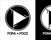 Fora de Foco - Logo e Cartão de visita