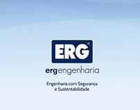 Identidade Visual - ERG Engenharia