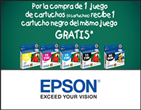 EPSON ECUADOR - Campaña Back to School