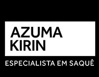 Videos Canal Azuma Drinks - Cliente Brasil Kirin