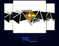 Mosaico Triangular