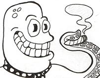 Ilustrações e Pinturas Digitais I