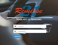 Software para control de viajes y servicios