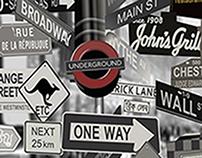 Vinyl Wall Art (Stickers decorativos)