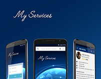 My Services (Mobile App - Android/iOS) v2