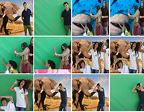 Chroma Key Photobooth