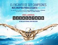 Comité Olímpico Colombiano | LANPASS
