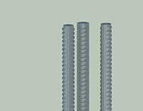 Construção 3D