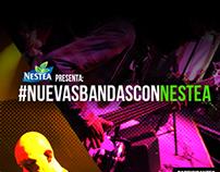 Nestea presenta el Festival Nuevas Bandas 2013