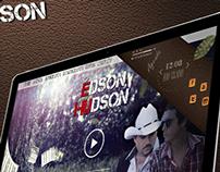 Parallax - Web Site   Edson e Hudson