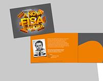 Projeto Endomarketing - evento lançamento nova marca.