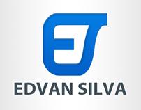 Edvan Silva | Logotipo
