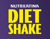 Social Media: Diet Shake