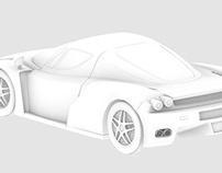 Ferrari Enzo AO