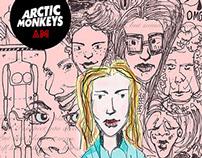 Arctic Monkeys 'AM'