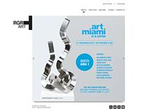 RGRart - Web Site.