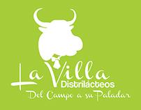 Distrilácteos La Villa