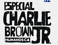 Especial HC4 - Charlie Brown JR.