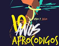 Propuesta para concierto: Afrocodigos.