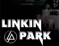 Folleto Linkin Park
