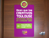 Campaña TL - Toulouse Lautrec