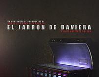 El Jarrón de Baviera Shortfilm - poster design