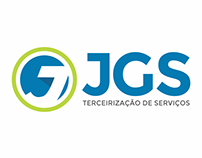 Redesign de logo JGS Serviços
