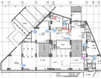 Proyecto Puertas y Ventanas Edificio de Oficinas
