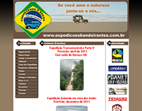 Website Expedições