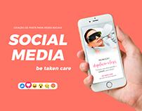 Be Taken Care | Social Media