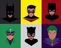 Batman - Personajes