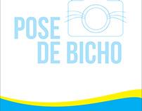 Layouts Pose de Bicho