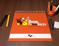 Logotipo Bicho Solto